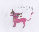 Fanfiktion Charakter: Amelia das Psiana
