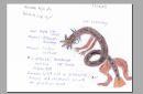 Pokemon High und Low: Skizze 1