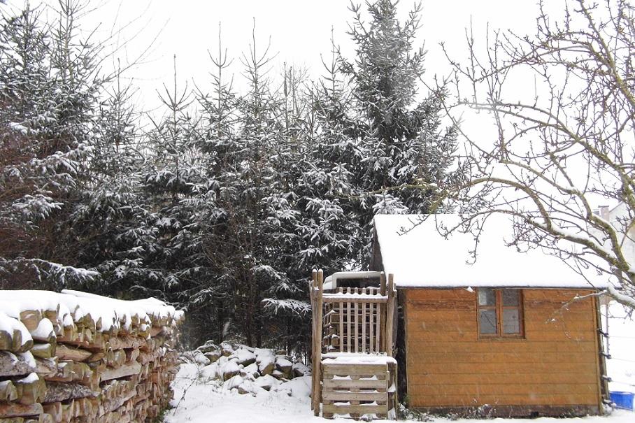 Foto: Irgend so ein Winterbild, weil doch bald Weihnachten ist...