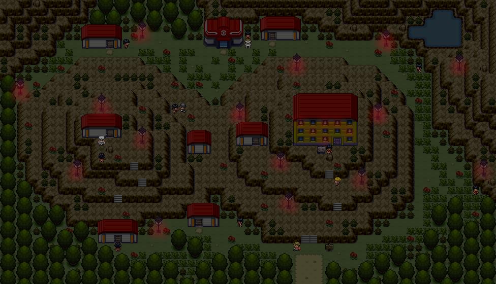 Pokémon-Map: Rotlampenviertel *hust*