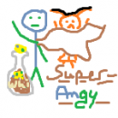 Super-Angy!