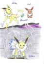 Evoli-Evolutionen-Blitzera