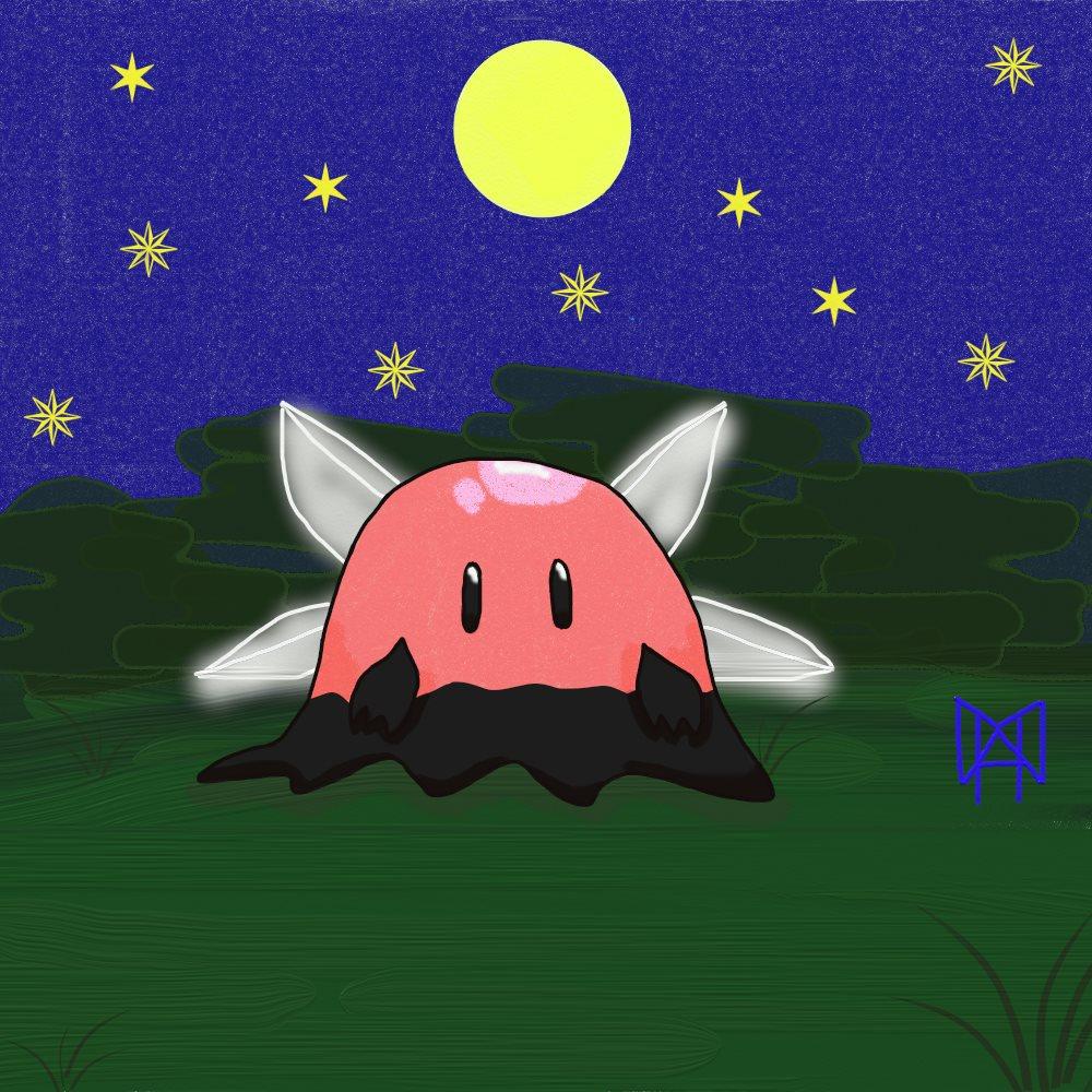 Pokémon-Zeichnung: MimigmaEnthüllt