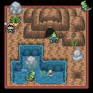 Pokémon-Map: Despo Map