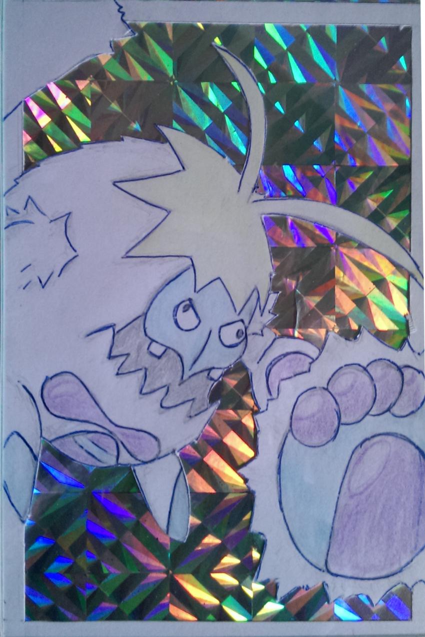 Pokémon-Zeichnung: Einreichung 34202