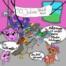 Pinata Party - Auf weitere 10 Jahre Pokefans ! :)
