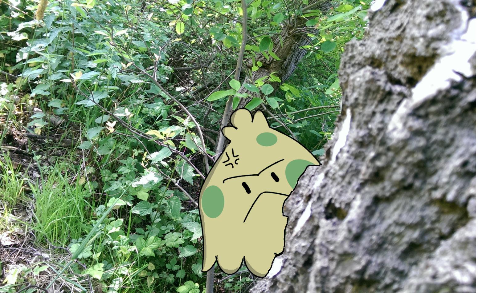 Pokémon-Zeichnung: Glaubt Ihr an Knilz ?