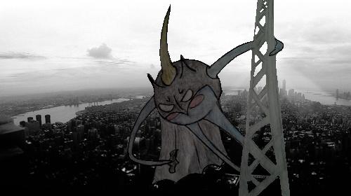 Pokémon-Zeichnung: Nananananana BATMAN