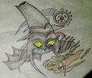 Chaos Hexer(Yu-Gi-Oh) + Gehweiher Fusion