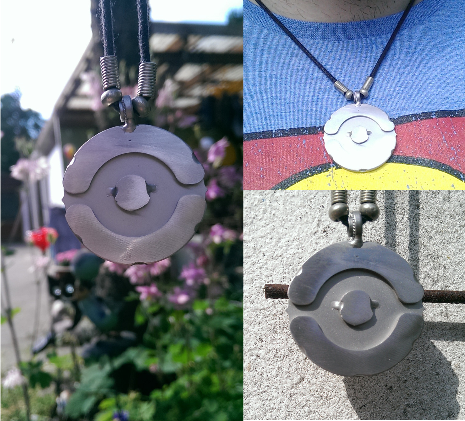 Pokémon-Fanart: Pokémon Halsband/Amulett 2
