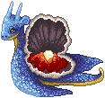 Pokémon-Sprite: Lapras Evolution