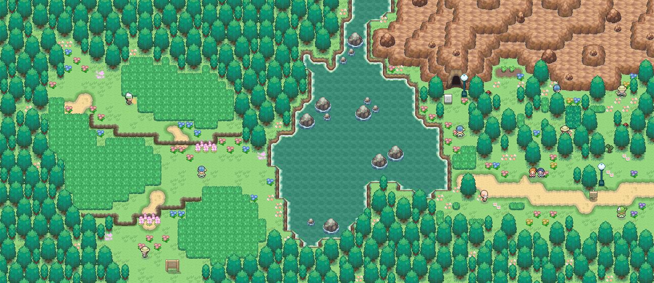 Pokémon-Map: [Hoenn] Route 103