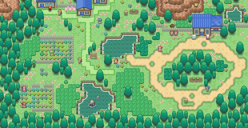 Pokémon-Map: [Hoenn] Route 117