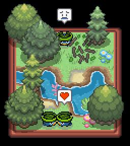 Pokémon-Map: Lotad Love Story - Episode 1
