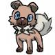 Pokémon-Sprite: Wuffels Sprite