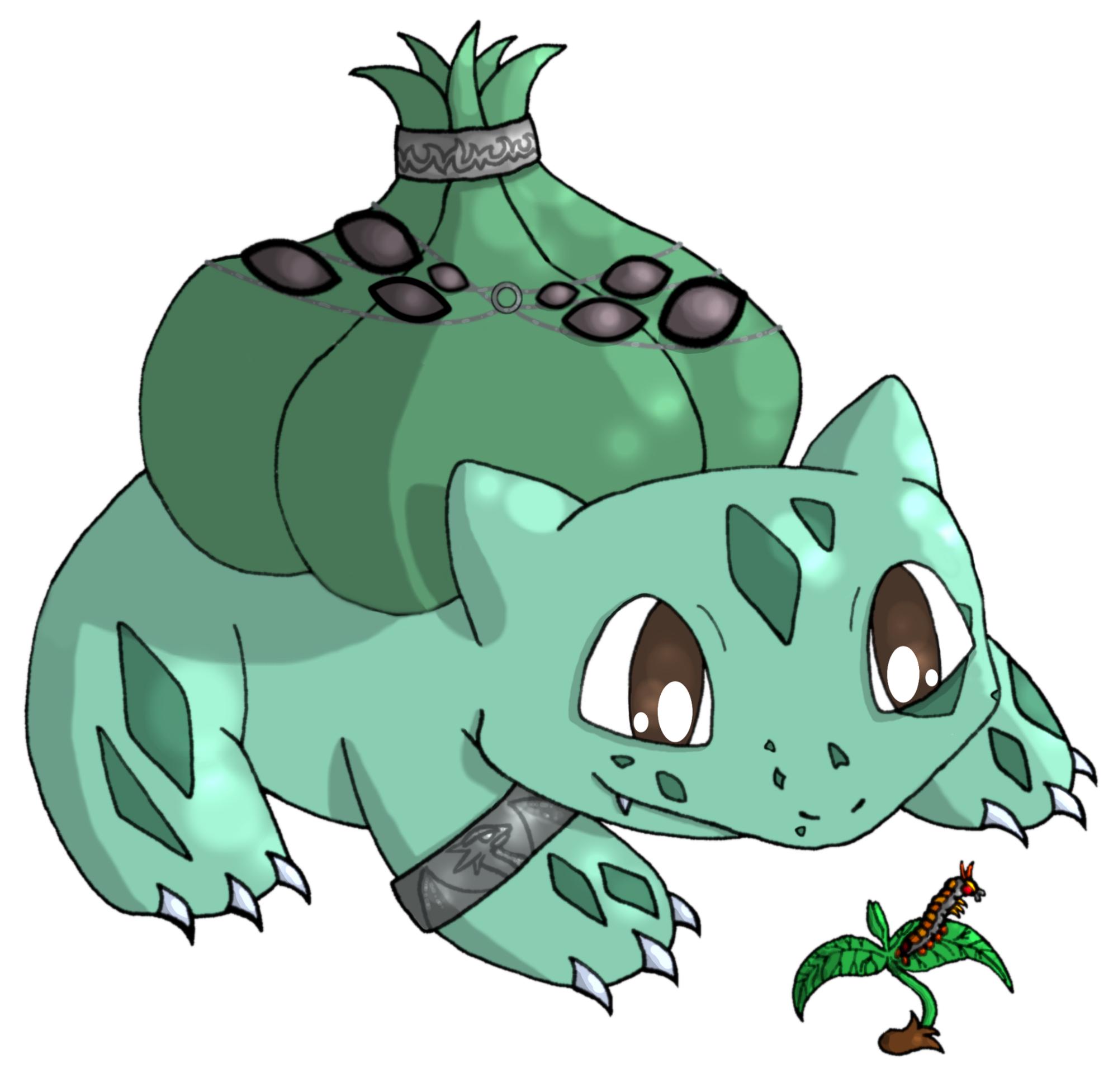 Pokémon-Zeichnung: Wonder of Life
