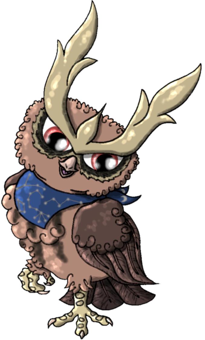 Pokémon-Zeichnung: Horacius