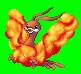 Pokémon-Sprite: Altaria, Retype Feuer