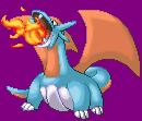 Pokémon-Pixelart: Brutalanda