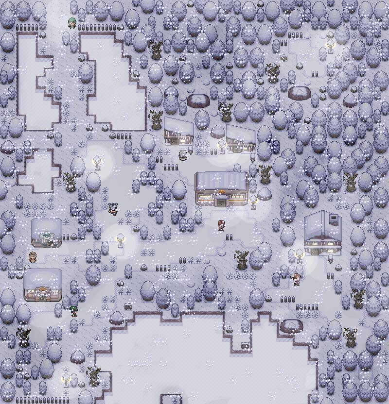 Pokémon-Map: Map