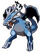 Dialgarak Fusion Dialga + Glurak