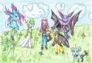 Shiritsu's Pokemon Team