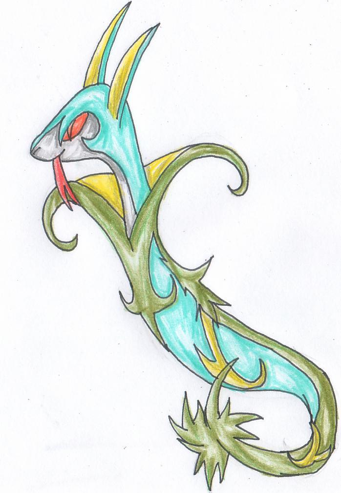 Pokémon-Zeichnung: Einreichung 14142