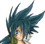 Pokémon-Pixelart: Kyouya x3