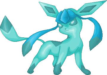 Pokémon-Pixelart: Glaziola Colo