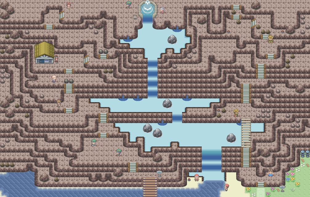 Pokémon-Map: Selmingerquelle