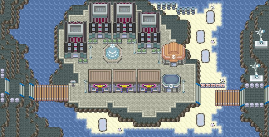 Pokémon-Map: Players Hills