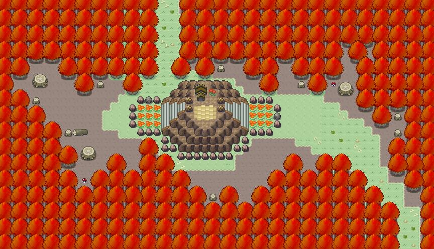 Pokémon-Map: MWB2: Harringerholz