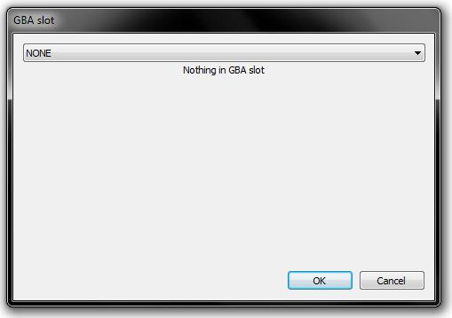 Verwendung des GBA-Slots beim Emulator DeSmuME