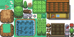Alistair (Pokémon Tileset)