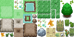 EVoLiNa Safari (Pokémon Tileset)