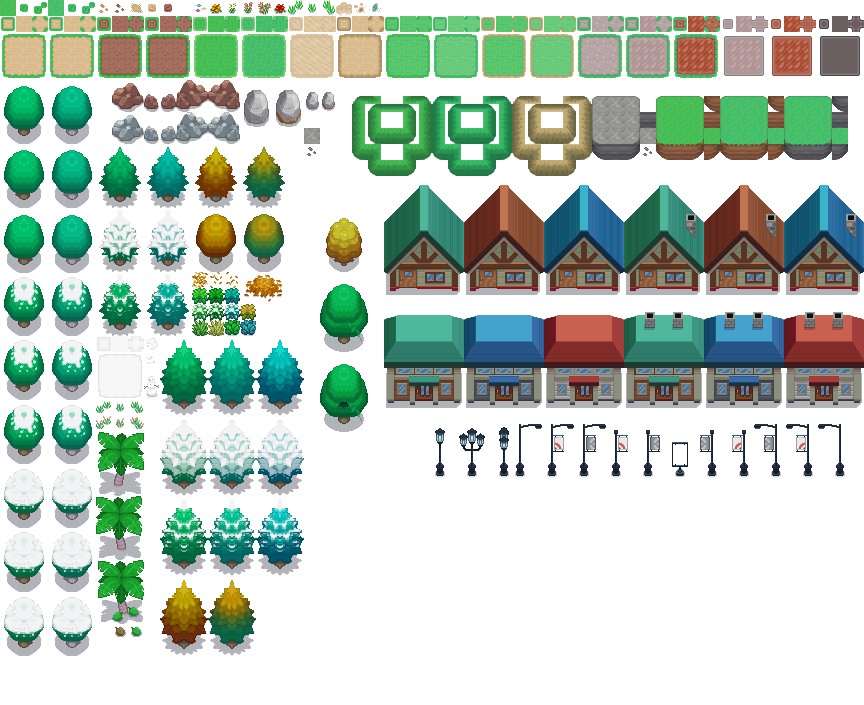 Mapping-Tilesets