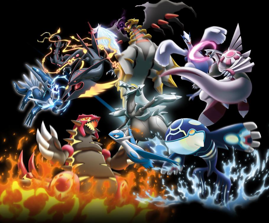 Pokemon Mega Evolution Lugia