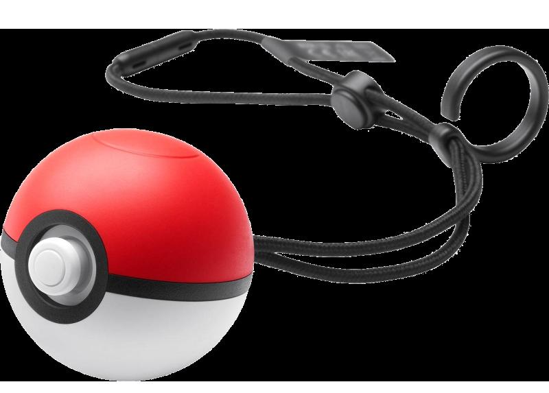 Der Pokéball-Plus dient als Controller für die Spiele und als GO Plus-Gadget für Pokémon GO