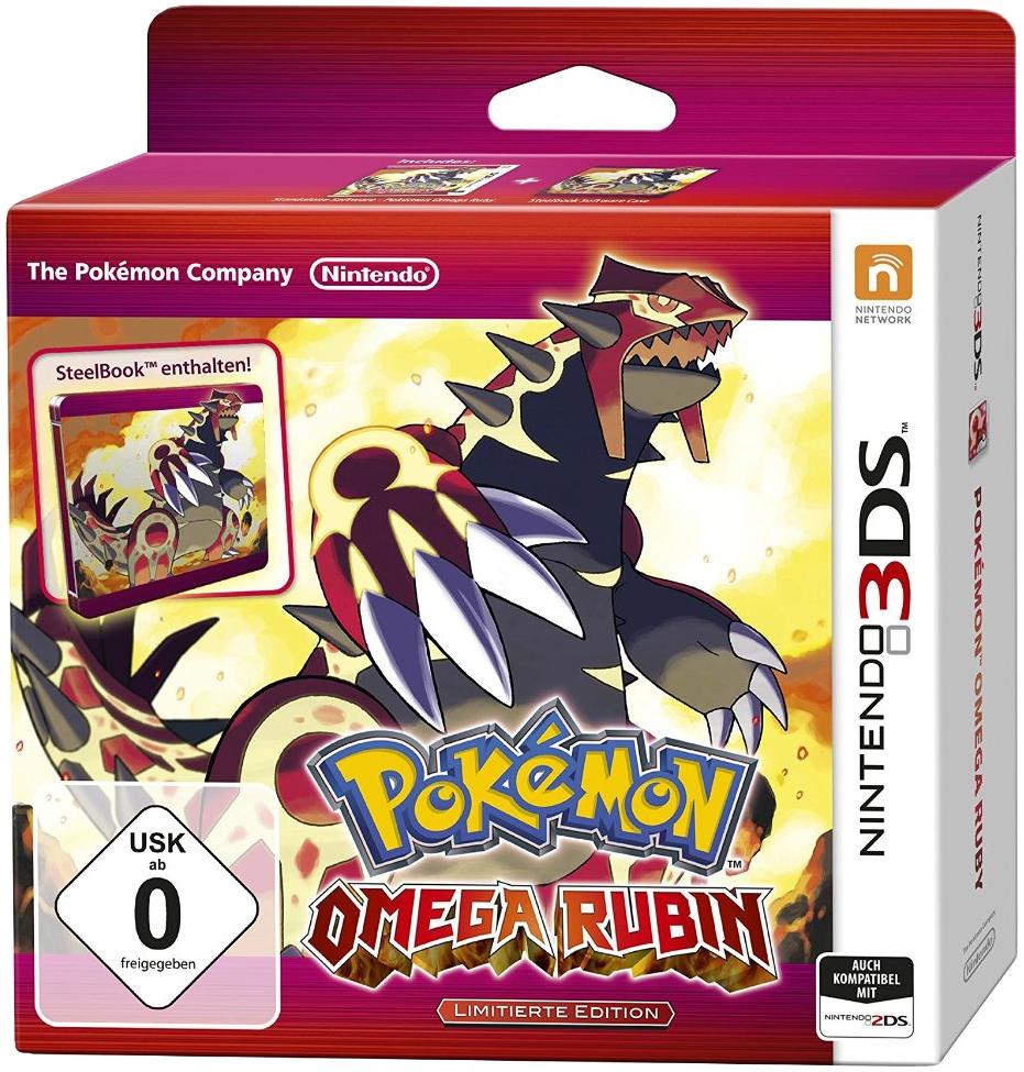 Verpackung Omega Rubin