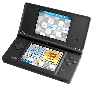how to connect dsi to internet