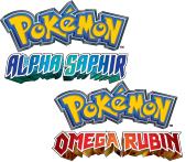 Pok�mon Omega Rubin und Pok�mon Alpha Saphir