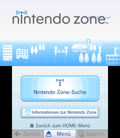 In der Nintendo-Zone