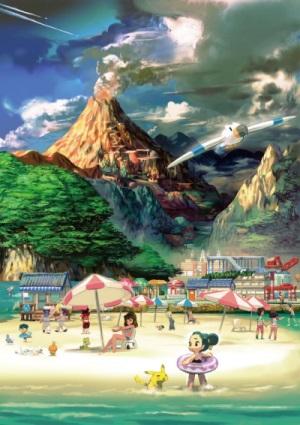 Hoenn in Pokémon Omega Rubin und Alpha Saphir