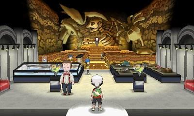 Innenraum der Arena in Metarost City