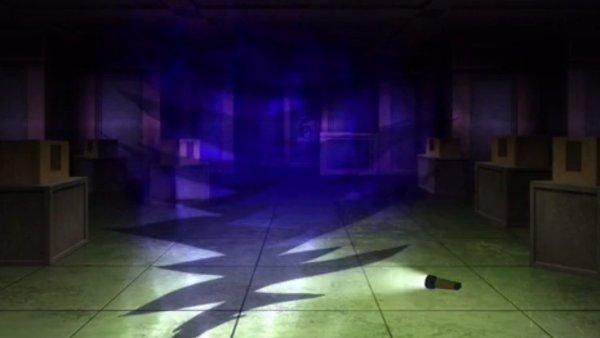 Ein Geist erscheint im Pokémonturm