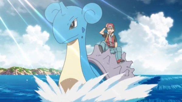 Ausschnitt aus Pokémon Origins