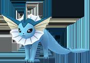 Aquana Pokemon Go