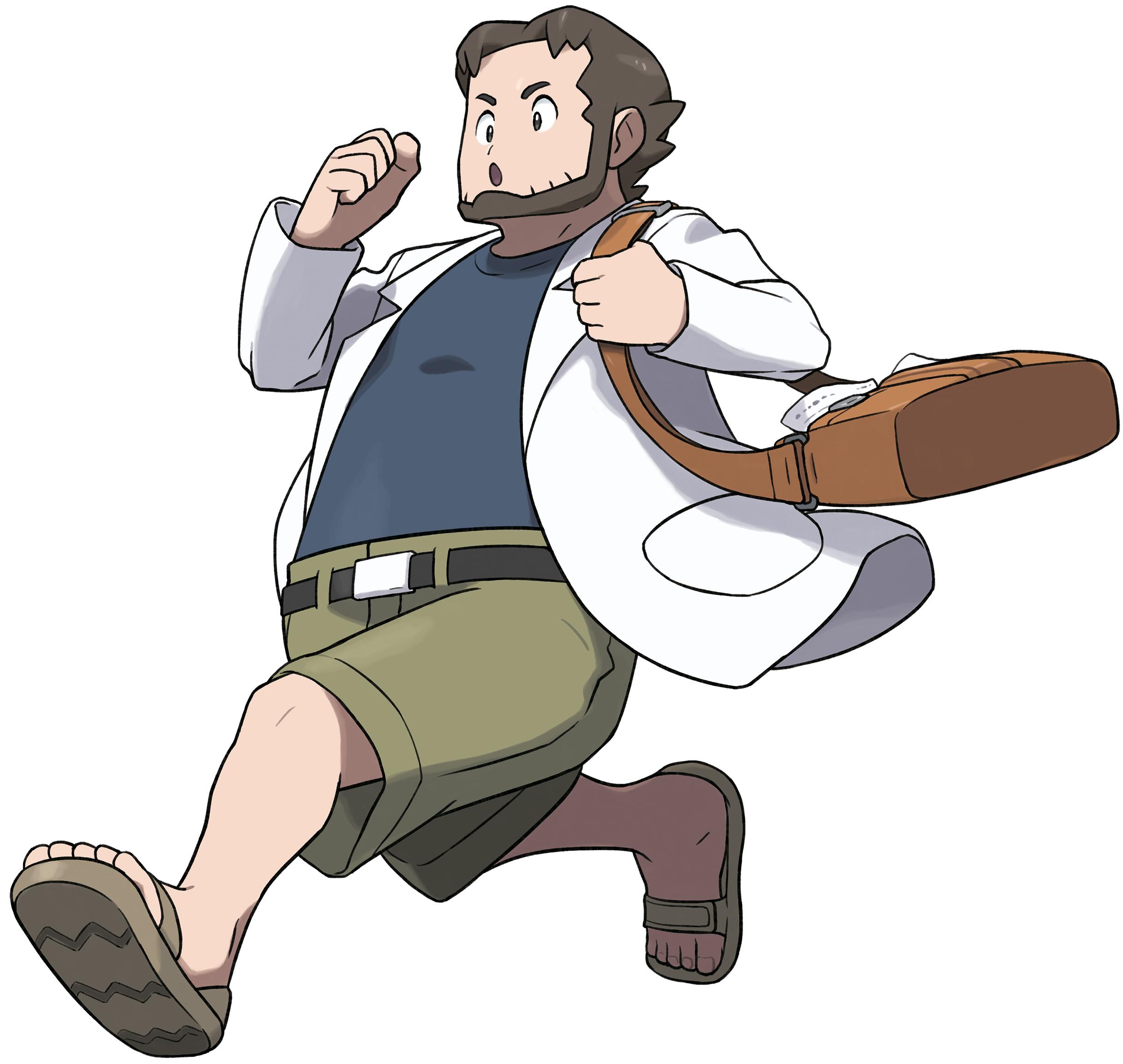Professor Birk