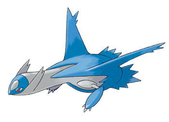 Latios Artwork