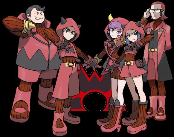Team Magma
